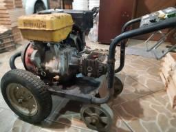 Lava jato gasolina 4t profissional 3.600Libras motor 14Hp