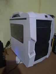 Gabinete gamer Aerocool strike X cube, usado comprar usado  Salvador