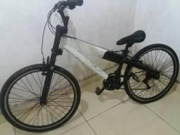 Bike TRS Caloi quadro de alumínio reforçado. Vendo ou troco por Notebook comprar usado  Maceió