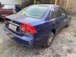 Honda Civic 2001 completo Ipva pago