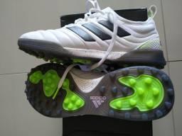 Chuteira Adidas Copa 20.1 TF society tam 39