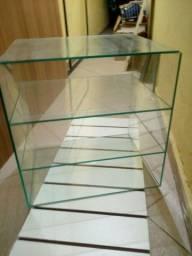 vendo este espositor de vidro.