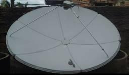 Antena instalada