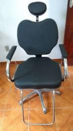 Cadeira de barbeiro profissional