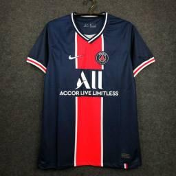 Camisa PSG + SHORT 2020/2021