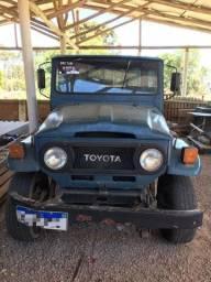 Toyota Bandeirante 1975