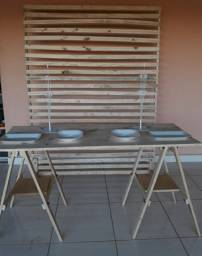 Vendo painel + mesa