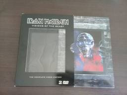 Box DVD Iron Maiden: Visions of the Beast