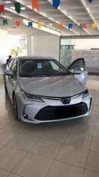Corolla Hybrid (híbrido) Altis - Particular - apenas 9.800km rodados