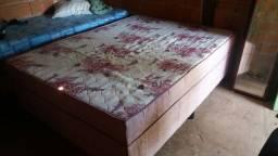 Vendo cama de casal