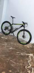 Bicicleta Cannondale Fsi Team 2015 Tam 19 xx1 11v carbono