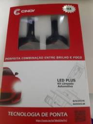 Vendo par lâmpada de led  H4