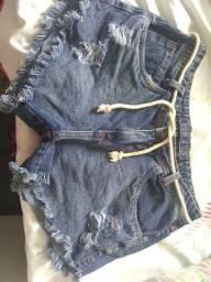 Short jeans *ler descrição*