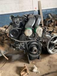 Motor 366 L.A bomba grande