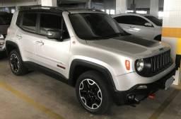 Jeep Renegade Trailhawk 2016 4x4 diesel automático - Único Dono