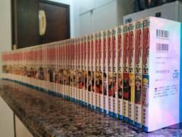 Coleção mangá Naruto - Original em Japonês Completo