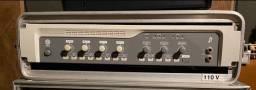 Interface de áudio digi 003 com cabo FireWire