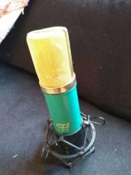 Mxl V67g - Microfone Condensador