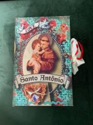 Caixa organizadora Santo Antônio