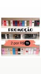 Promoção Perfumes Importados