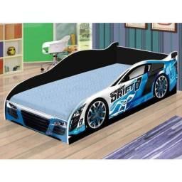 Cama Infantil Carro Drift 150x70 cm