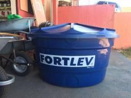 Caixa d'água 500 l Fortlev *Promoção* Nova * Loja