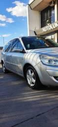 Renault Grand Scenic Gasolina 2.0 Automático 2008, 07 Lugares