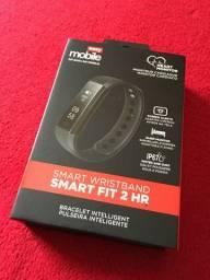 Smartband Easy Mobile Smart Fit 2 HR (novo/garantia)