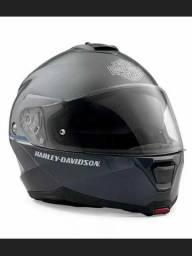 Capacete Harley Davidson Capstone Sun Shield Modular XL
