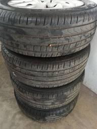 Pneus 205/55/16 Pirelli cinturato p7