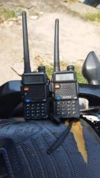 Rádio comunicador HT