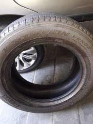 2 pneus 17 RS150 os 2 ( entrego)
