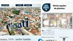 _Pre-Lançamento do Versati -Aptos de 2 Dts 53 m2 - Varanda Gourmet - Jd Satelite