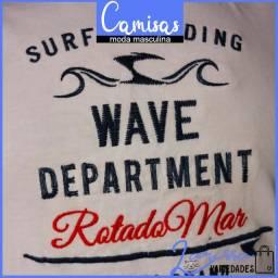Camisa Diferenciada Rota do Mar
