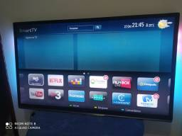 SMART TV LED FULL HD PHILIPS 42 POLEGADAS