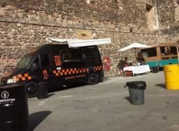 Van - Modificada para Food Truck