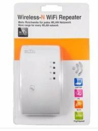 Roteador Repetidor Sinal Wifi 300Mbps Aumentar Sinal WiFi Promoca