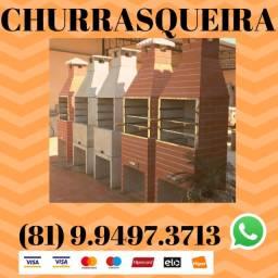 Churrasqueira Pre Moldada ,49092195
