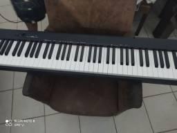 Piano Digital Casio Stage Cdp-s100 Bk Preto - 88 Teclas