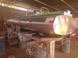 Tanque inox 4200 litros