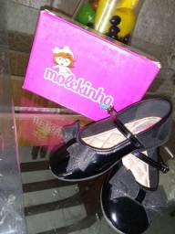 Sapato Molekinha