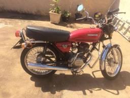 Honda cg 125 ano 82