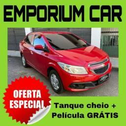 TANQUE CHEIO SO NA EMPORIUM CAR!!! PRISMA 1.0 LT ANO 2015 COM 1 MIL DE ENTRADA