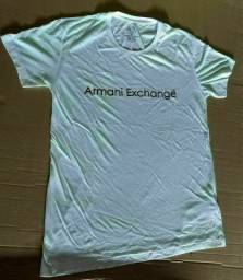 Camisa Estilo Armani Exchange Tam M