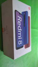 Xiaomi MI 8 Na Caixa