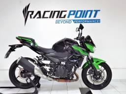 Kawasaki Z400 2020 com apenas 3900 km