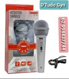 Microfone Profissional De Mão Karaokê P10