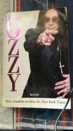 Livro eu sou Ozzy pra quem gosta