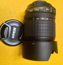 Lente Nikon Nikkor 18-105 3.5-5.6G