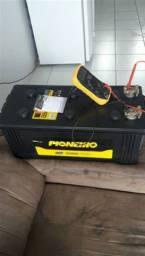 Bateria de caminhão 170 amperes $$ 350